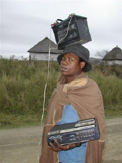Untuk melepas kepenatan, yuk tertawa sejenak Afrika-1