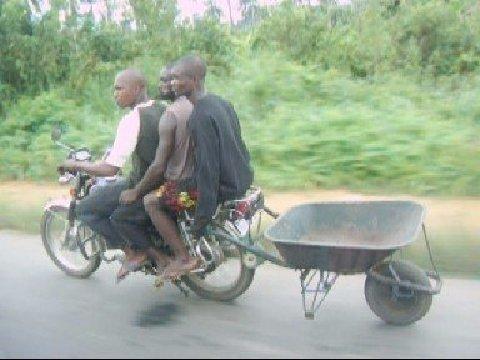 Untuk melepas kepenatan, yuk tertawa sejenak Afrika-4