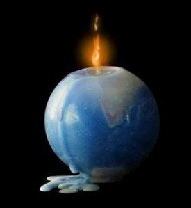 global-warming-candle