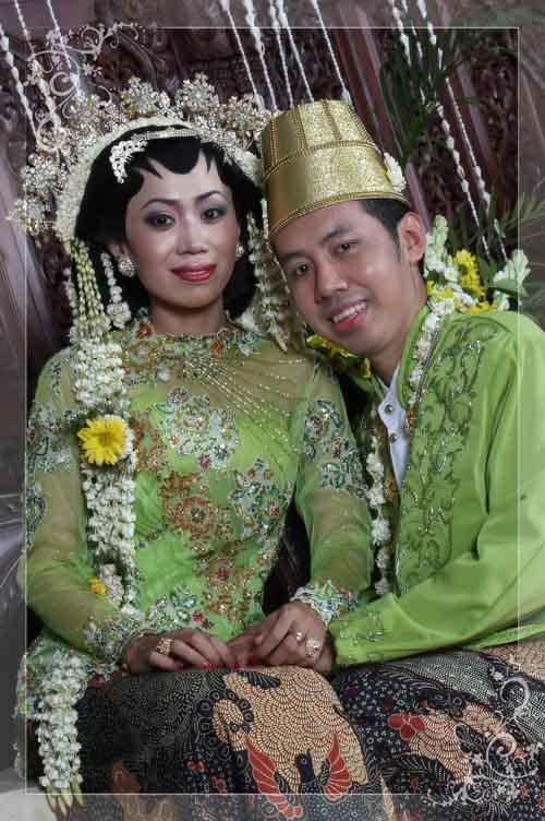 Pernikahan Erva & Titik 28 Juni 2008