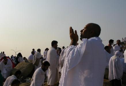 wukuf-arafah