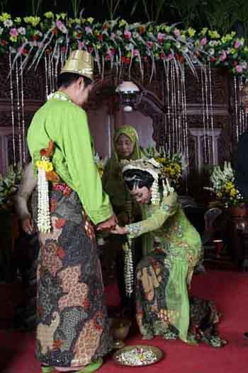 Proses tata cara pernikahan yang islami