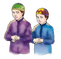 Shalat  Waktu Pembeda Muslim Dari Orang Kafir