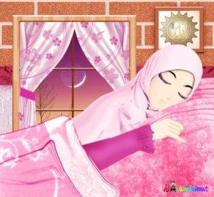tidur islam